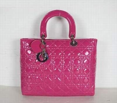 fbbcdcdb015 sac lady dior fushia