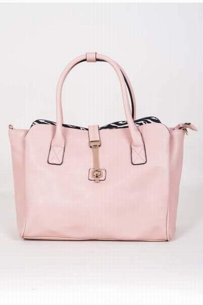 369b19093e7a sac rose en cuir